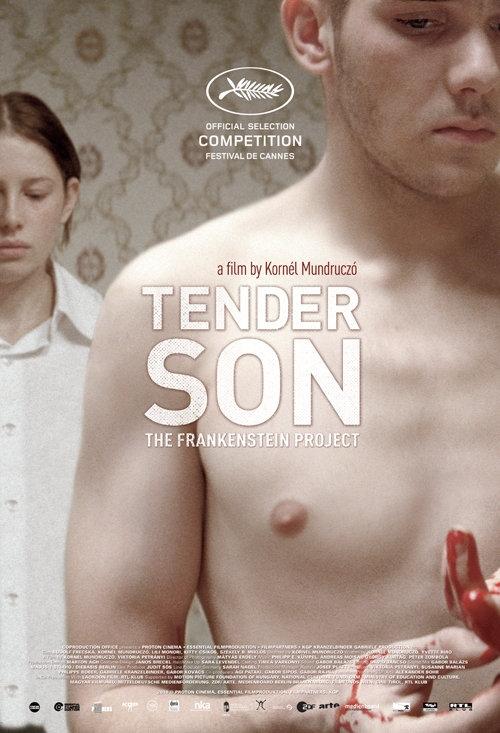 La locandina di Tender Son - The Frankenstein Project