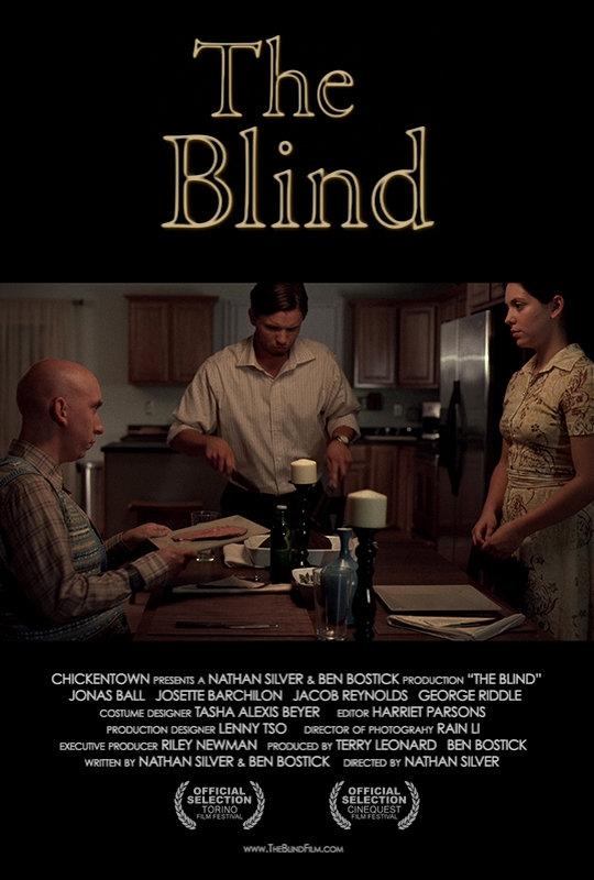 La locandina di The Blind