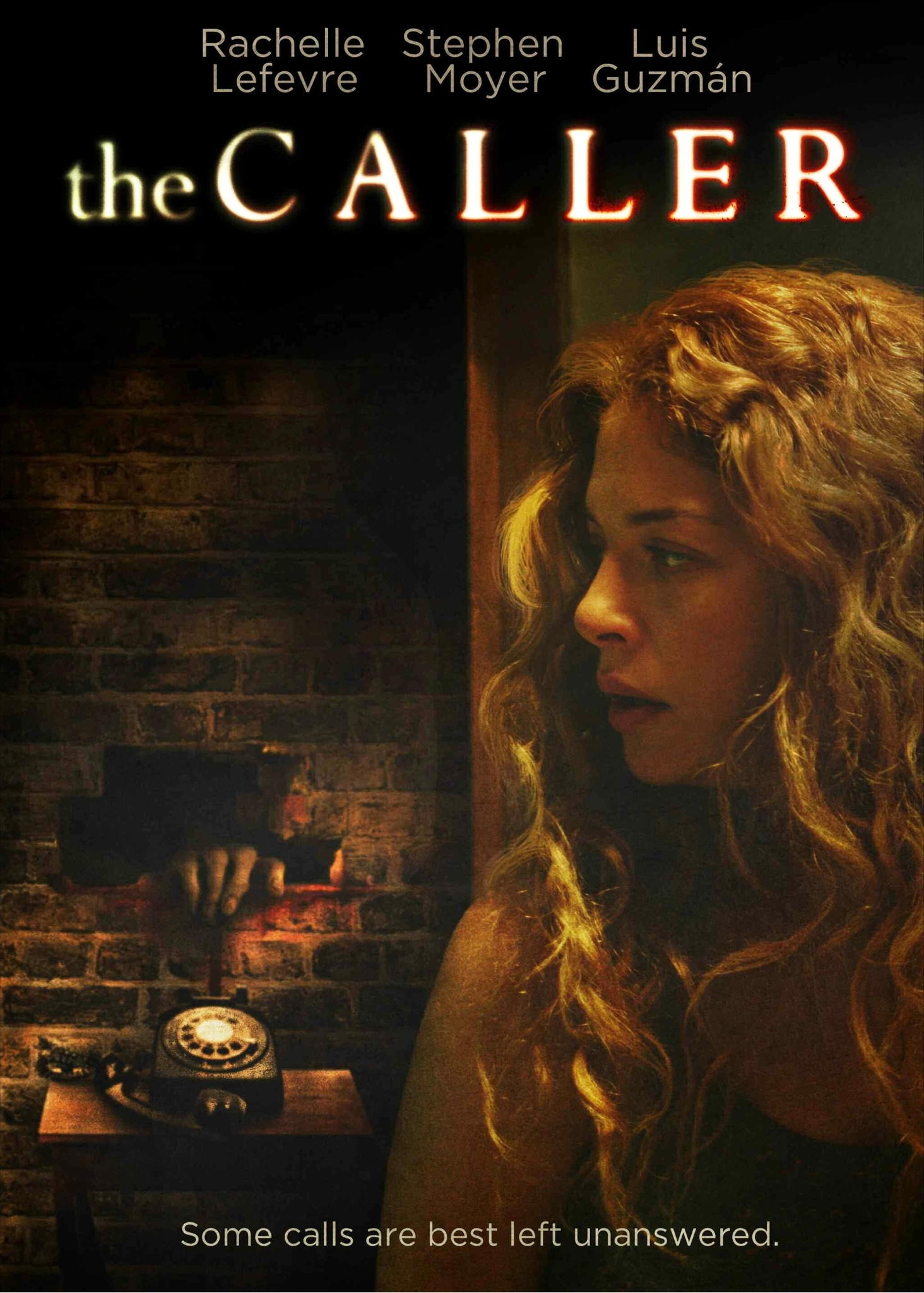 La locandina di The Caller