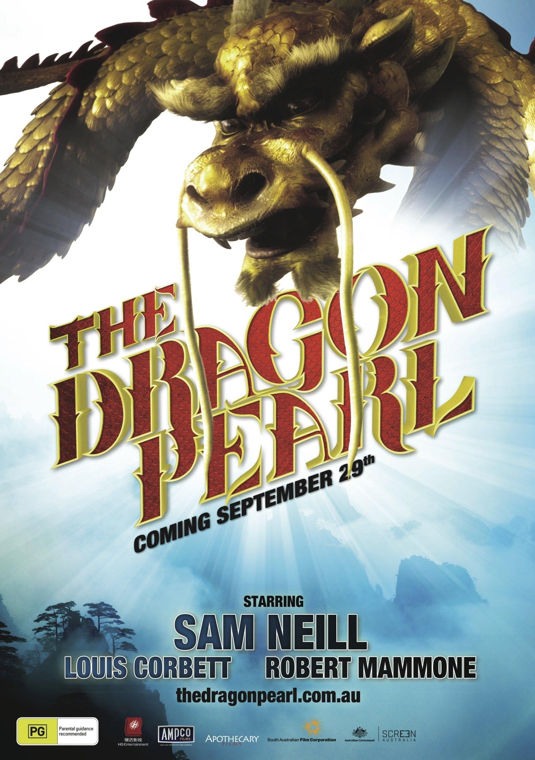 La locandina di The Dragon Pearl