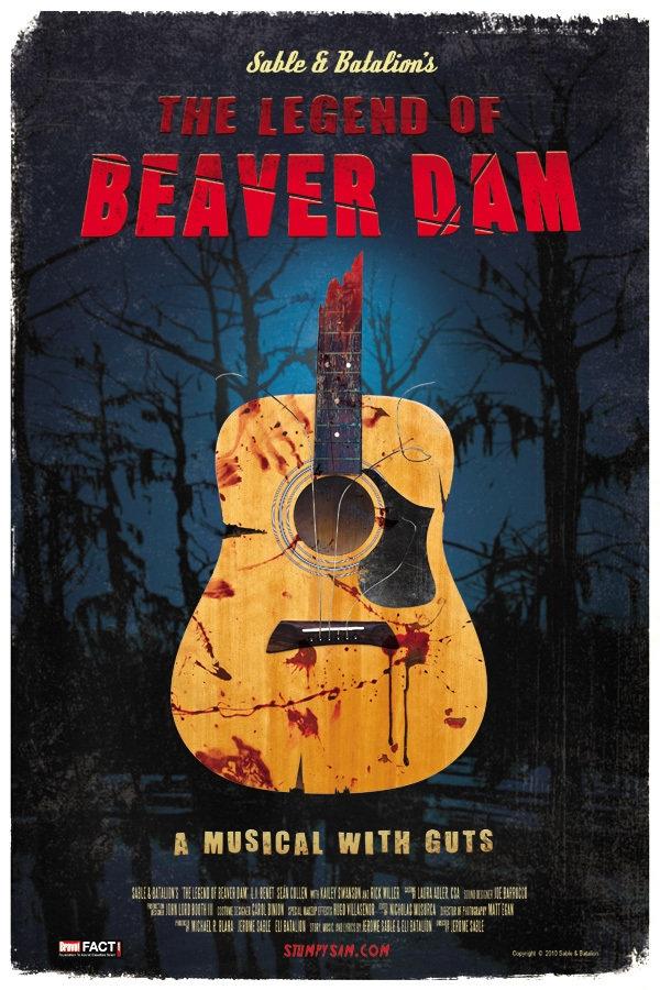 La locandina di The Legend of Beaver Dam