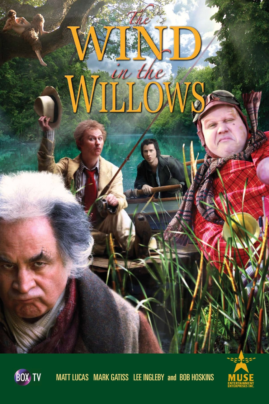 La locandina di The Wind And The Willows