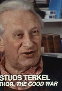 Una foto di Studs Terkel