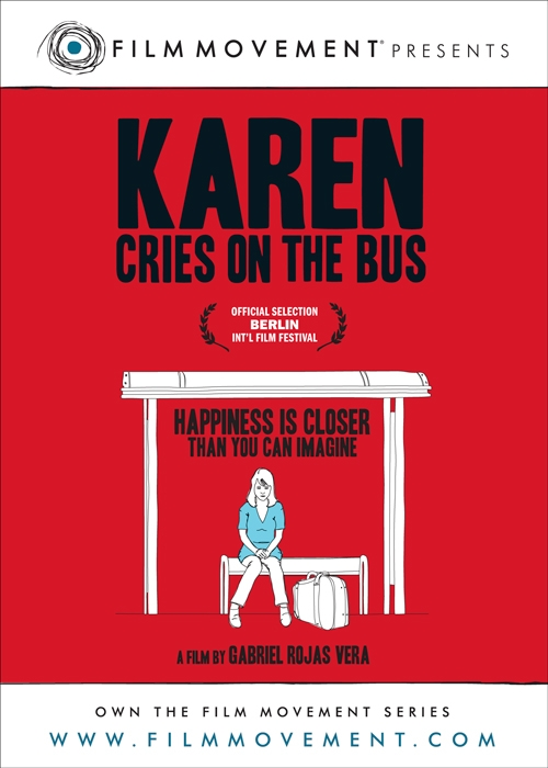 La locandina di Karen llora en un bus
