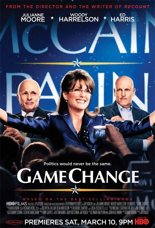 La locandina di Game Change