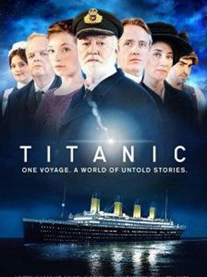 La locandina di Titanic