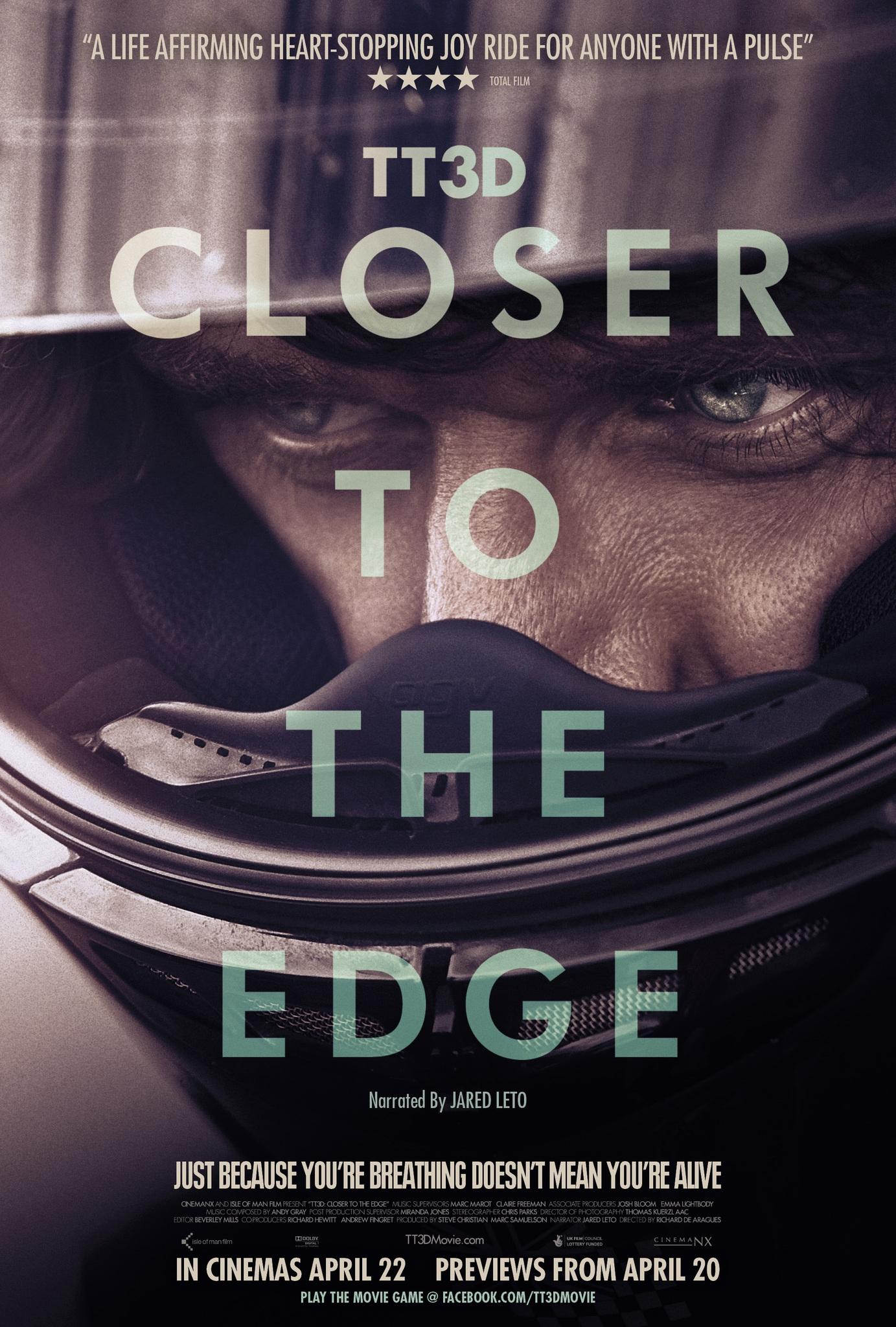 La locandina di TT3D: Closer to the Edge
