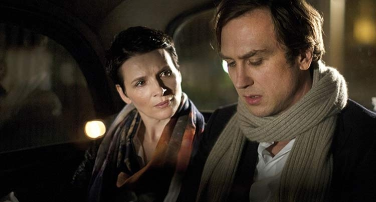 Clouds of Sils Maria: Juliette Binoche in una scena con Lars Eidinger