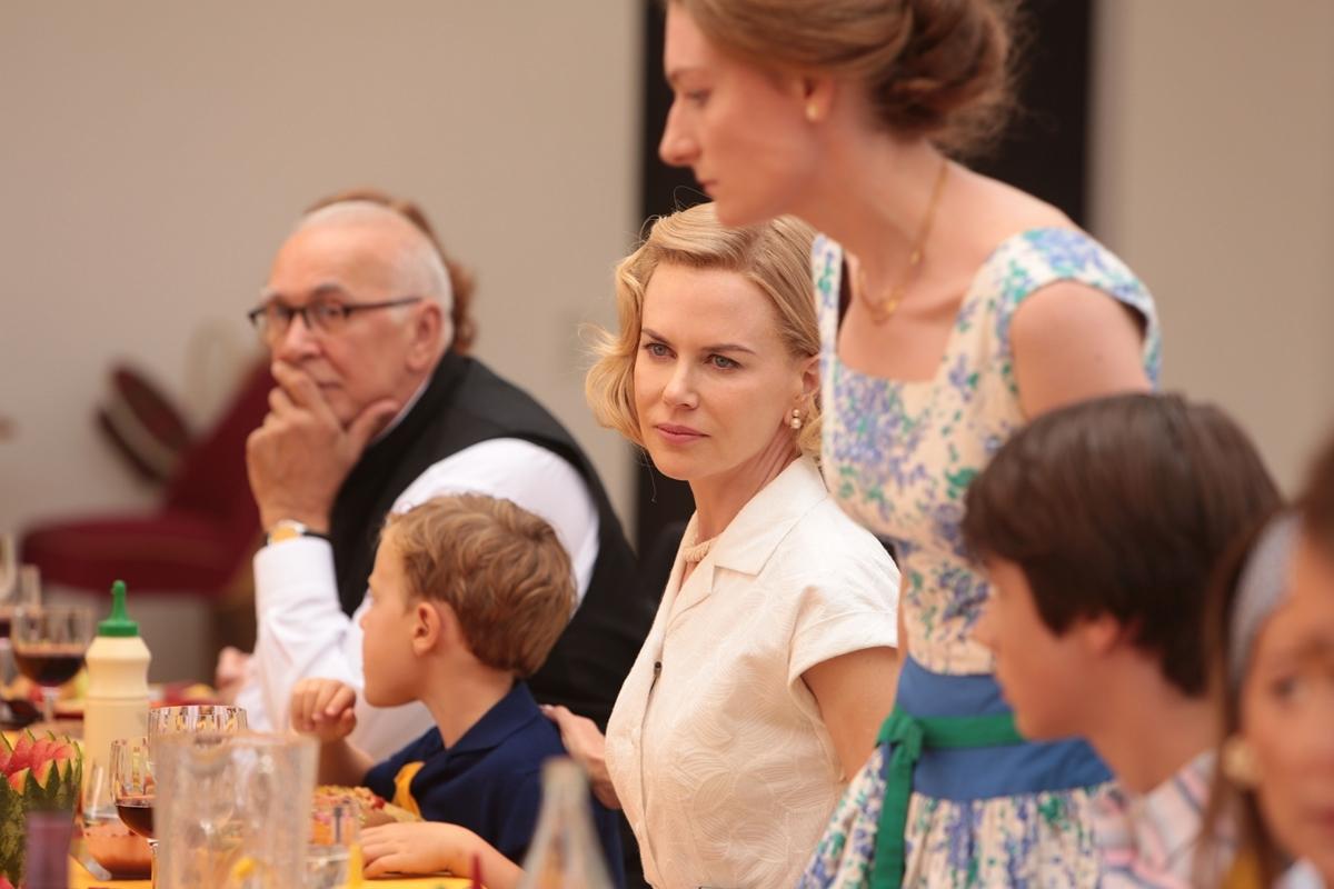Grace di Monaco: Nicole Kidman nei panni di Grace di Monaco in una scena