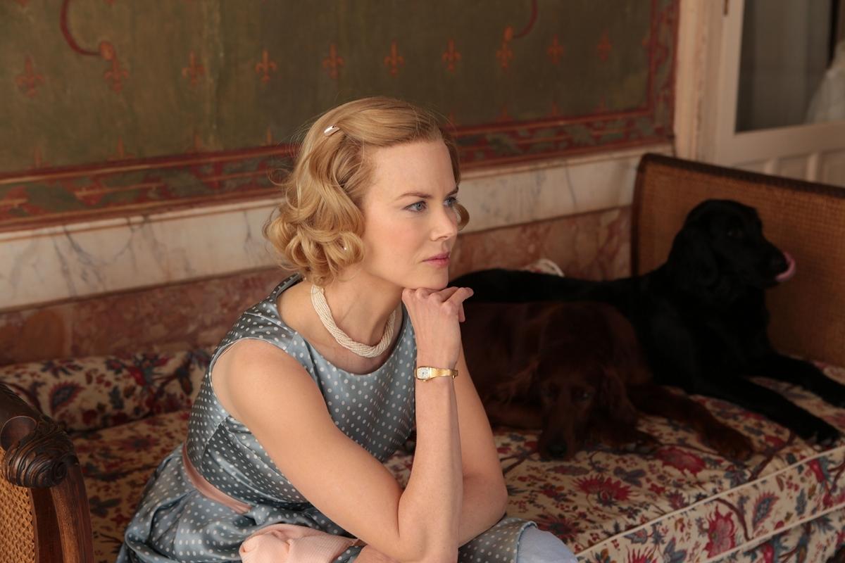 Grace di Monaco: Nicole Kidman in una scena nei panni di Grace Kelly