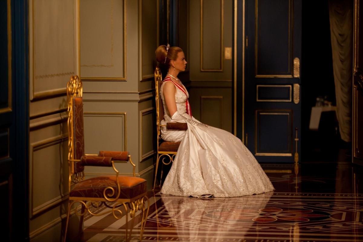 Grace di Monaco: Nicole Kidmannel ruolo di Grace di Monaco in una scena del film