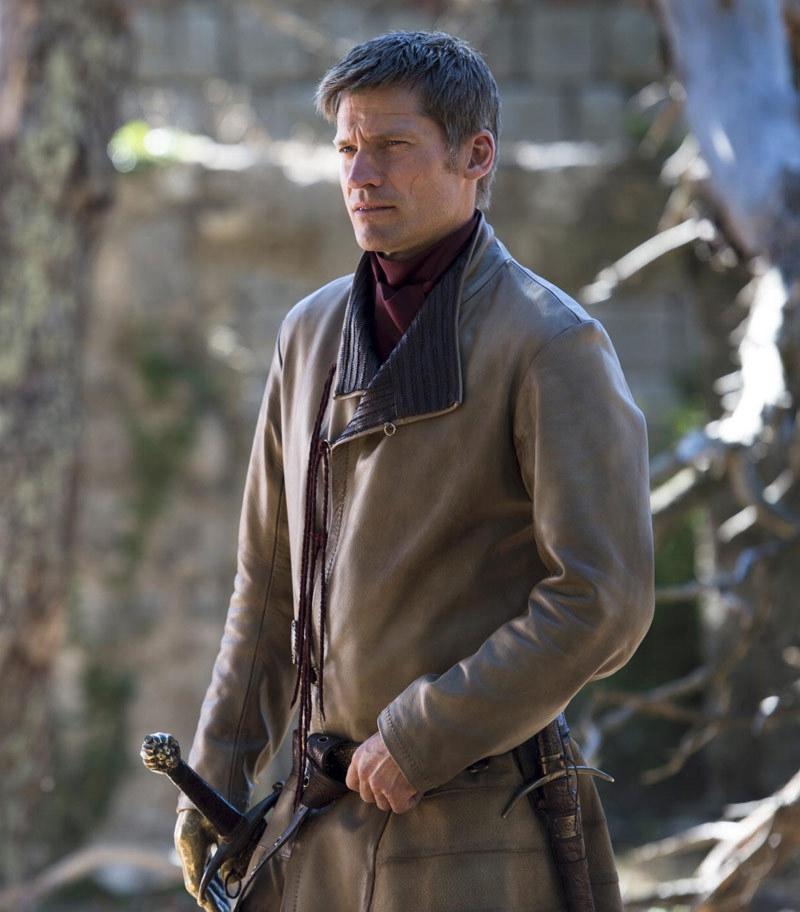 Il trono di spade: Nikolaj Coster-Waldau nell'episodio Oathkeeper, quarta stagione