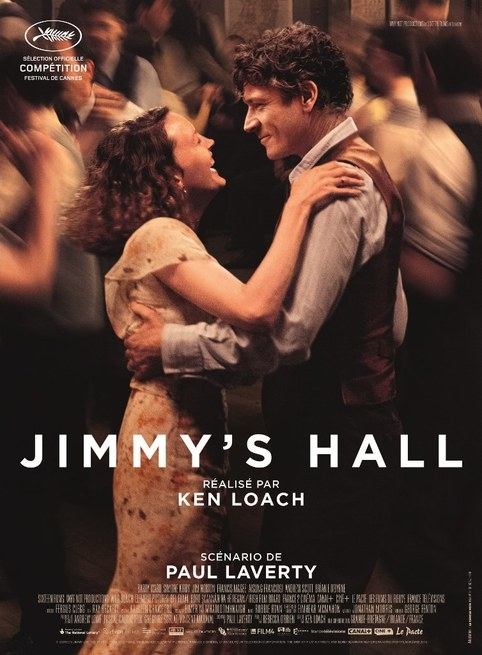 Jimmy's Hall: il poster del film