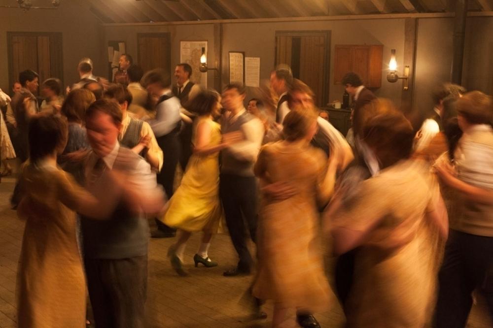 Jimmy's Hall: una scena di ballo tratta dal film