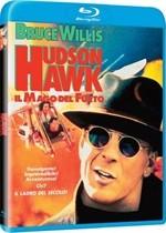 La copertina di Hudson Hawk - Il mago del furto (blu-ray)