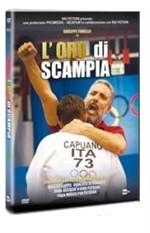La copertina di L'oro di Scampia (dvd)