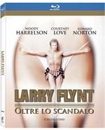 La copertina di Larry Flynt - oltre lo scandalo (blu-ray)