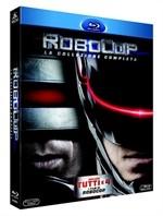 La copertina di RoboCop - La collezione completa (blu-ray)