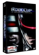 La copertina di RoboCop - La collezione completa (dvd)