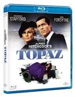 La copertina di Topaz (blu-ray)