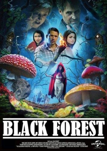 La locandina di Black Forest