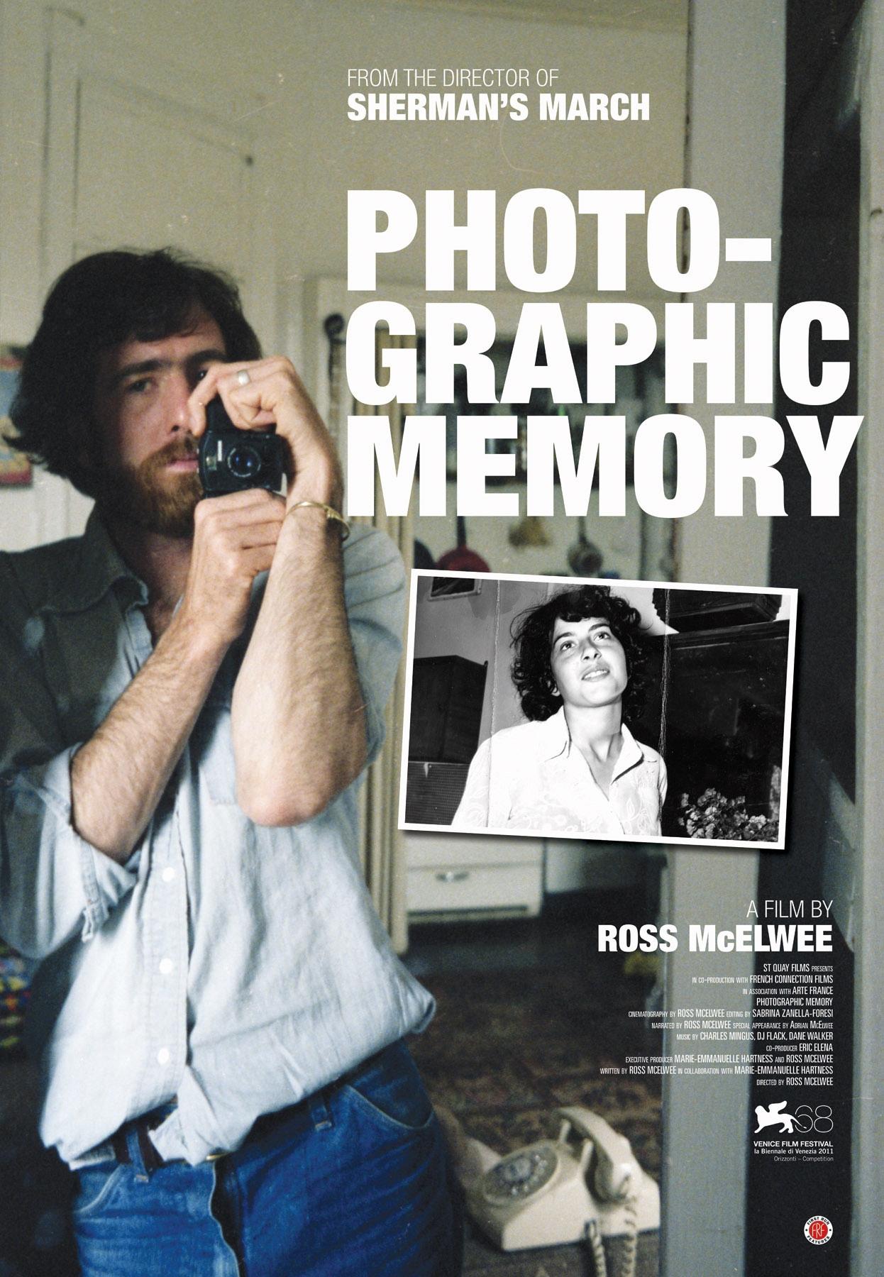 La locandina di Photographic Memory