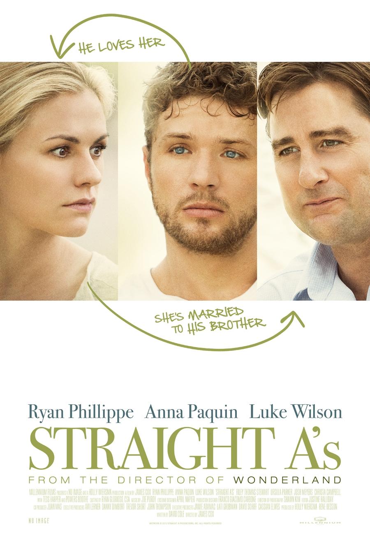 La locandina di Straight A's