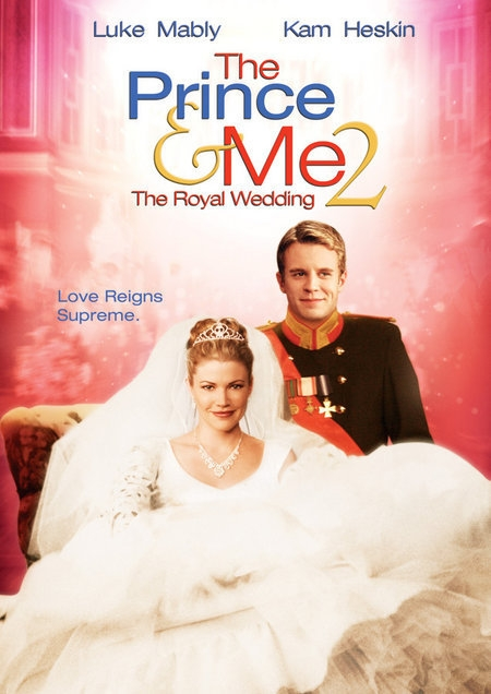 La locandina di Un principe tutto mio 2: Un matrimonio da favola