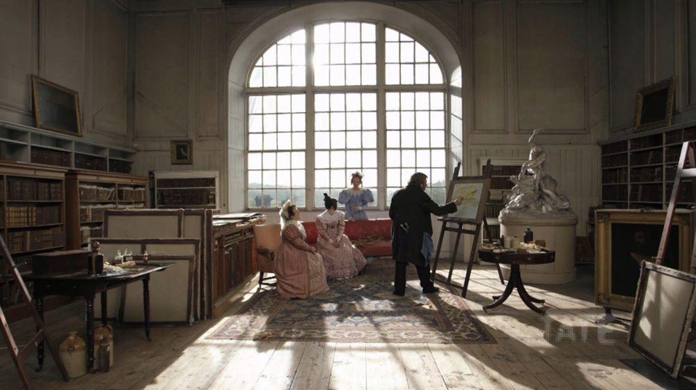 Mr. Turner: Timothy Spall in un'immagine del film