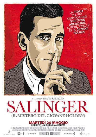 Salinger: la locandina italiana del documentario