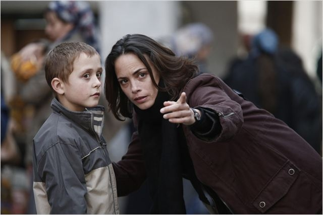The search: Bérénice Bejo in una scena del film