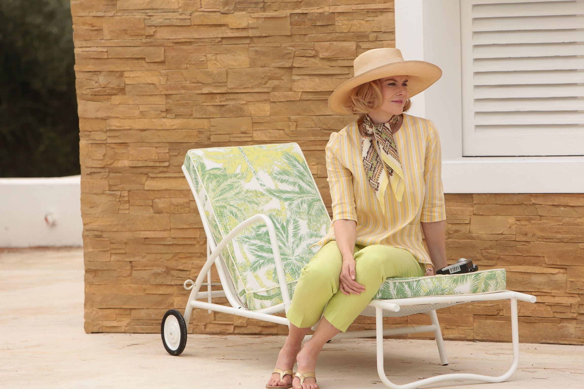 Grace di Monaco: Nicole Kidman in una scena del film è Grace di Monaco