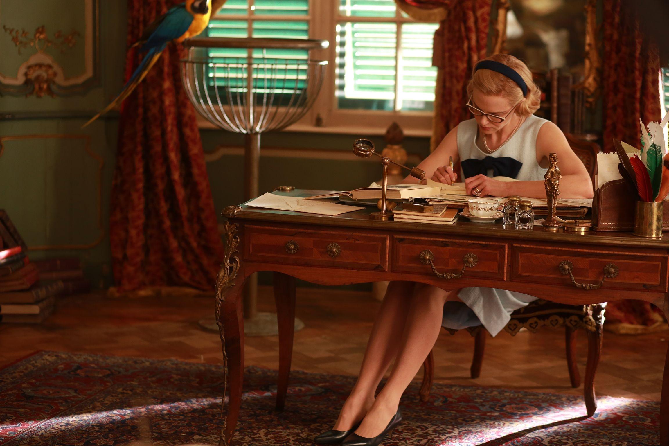 Grace di Monaco: Nicole Kidmanè la principessa Grace in una scena del film