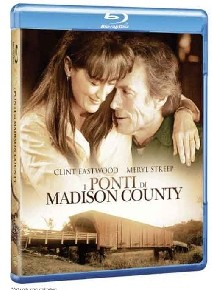 La copertina di I ponti di Madison County (blu-ray)