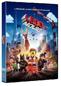 La copertina di The Lego Movie (dvd)