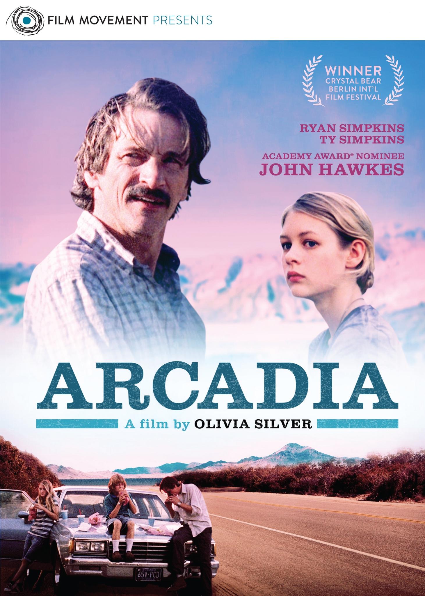 La locandina di Arcadia