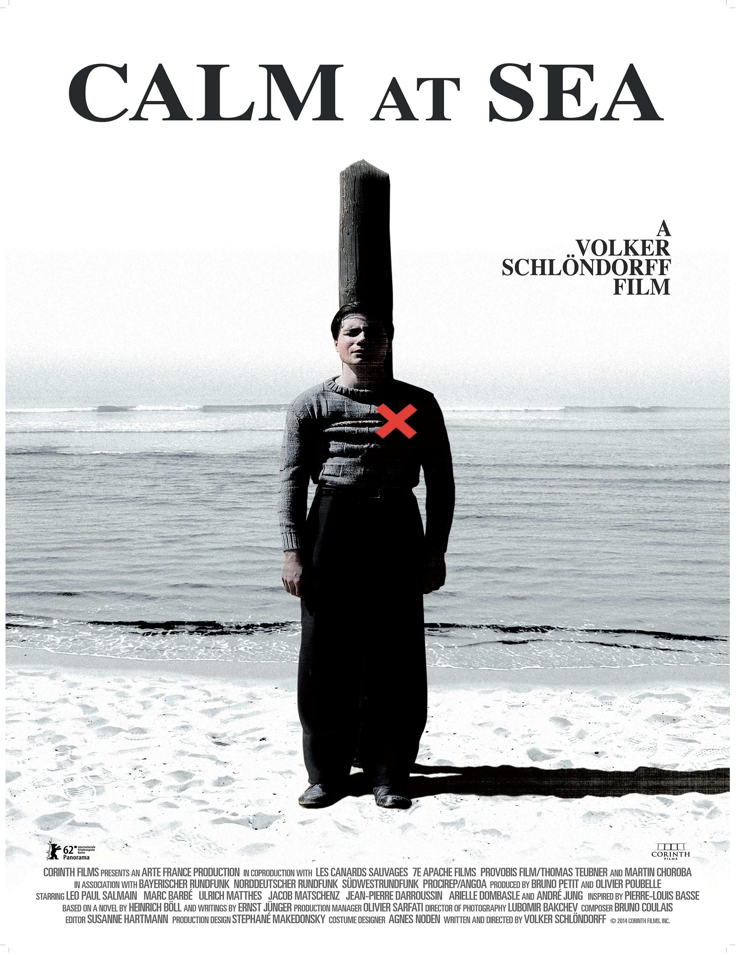 La locandina di Calm at Sea