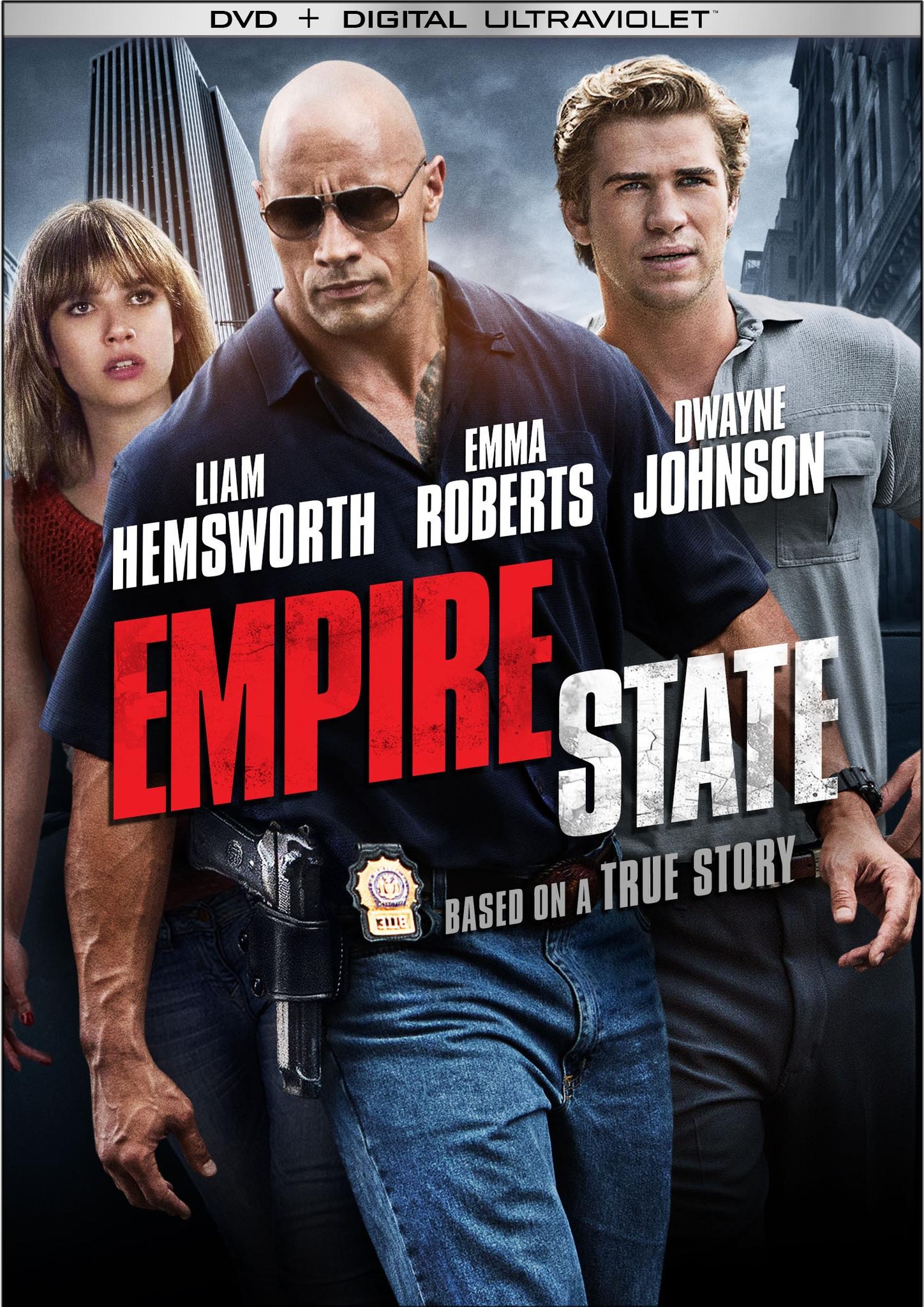 La locandina di Empire State