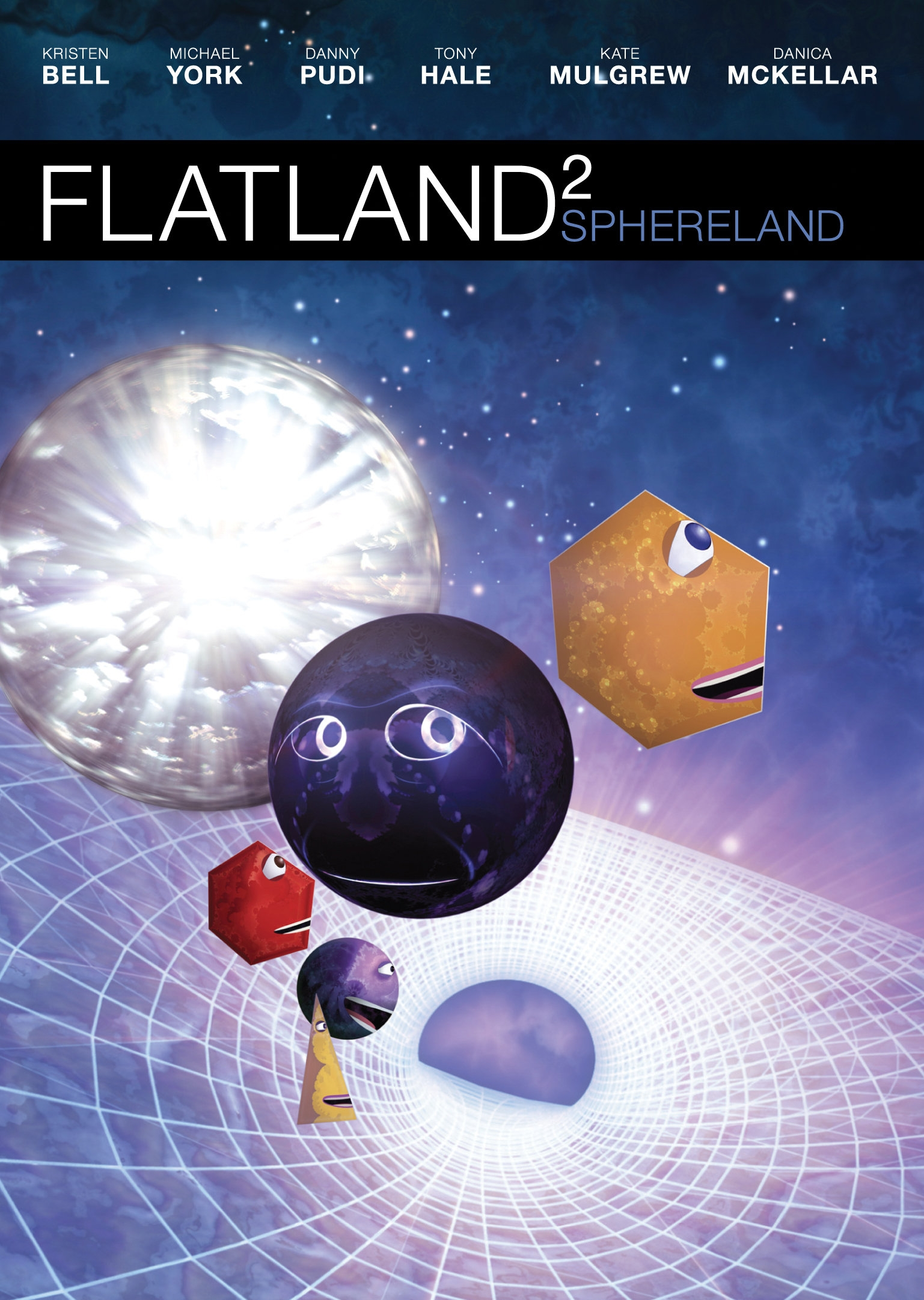 La locandina di Flatland 2: Sphereland