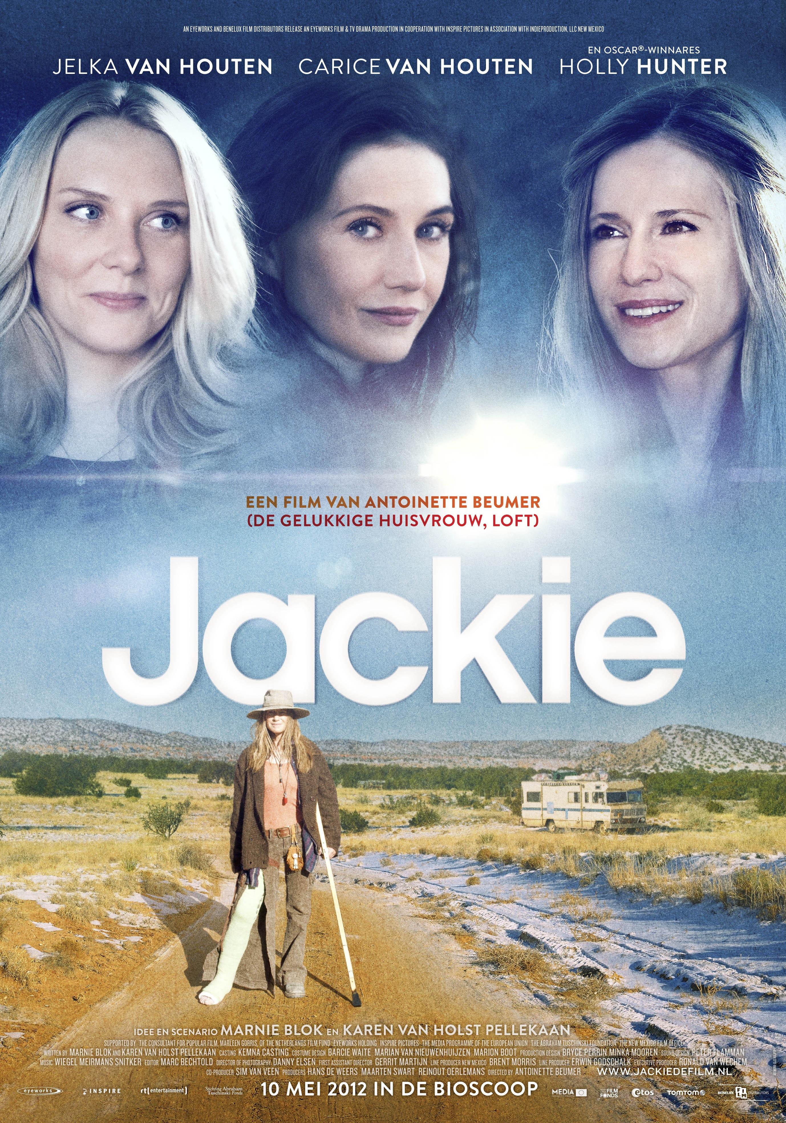 La locandina di Jackie