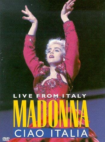 La locandina di Madonna: Ciao, Italia! - Live from Italy