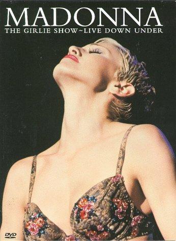 La locandina di Madonna: The Girlie Show - Live Down Under