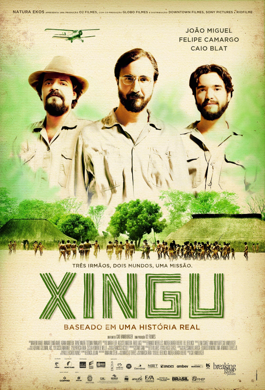 La locandina di Xingu