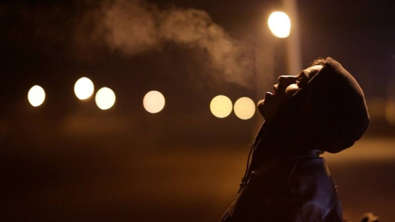 Mohamed Zouaoui nel film  Carta Bianca (2013)