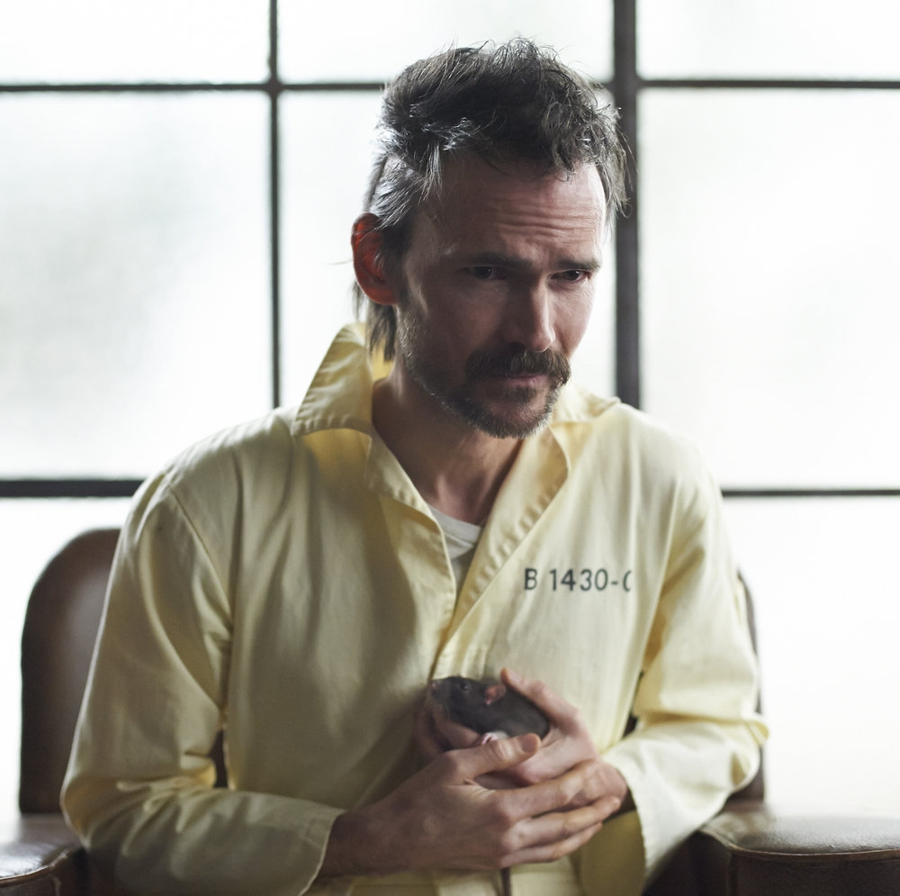 Hannibal: Jeremy Davies nell'episodio Shiizakana, seconda stagione