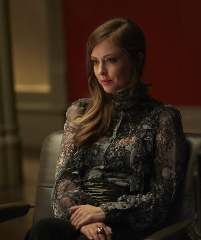 Hannibal: Katharine Isabelle nell'episodio Shiizakana, seconda stagione