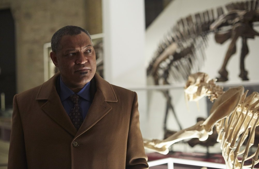 Hannibal: Laurence Fishburne nell'episodio Shiizakana, seconda stagione