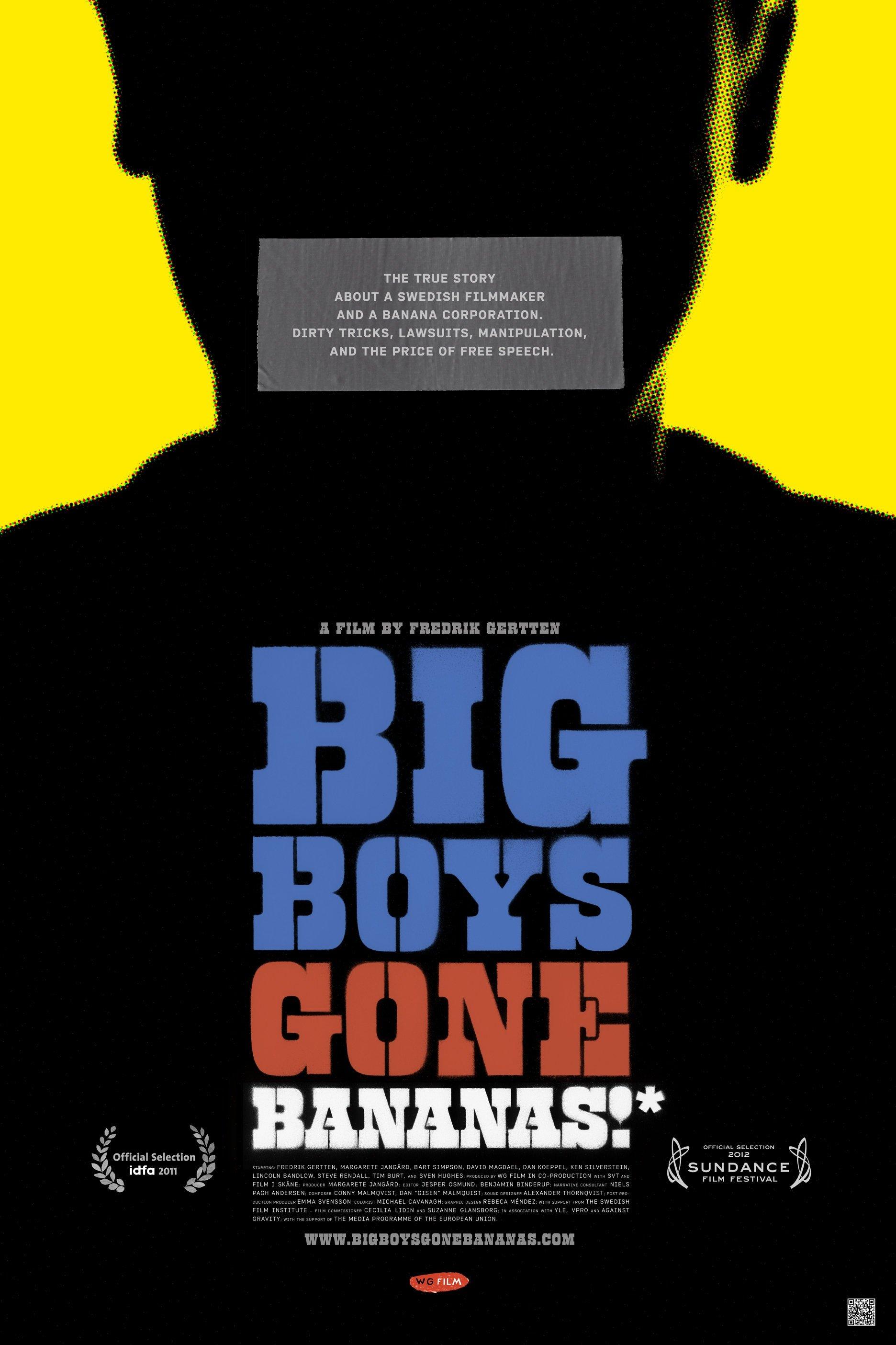 La locandina di Big Boys Gone Bananas!*