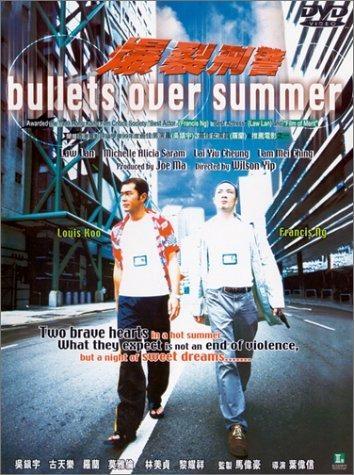 La locandina di Bullets over summer