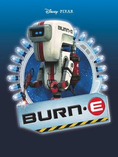 La locandina di BURN-E
